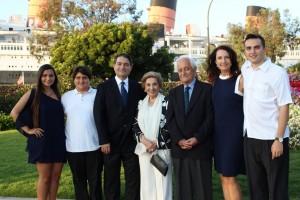 Dr. Modarres Family
